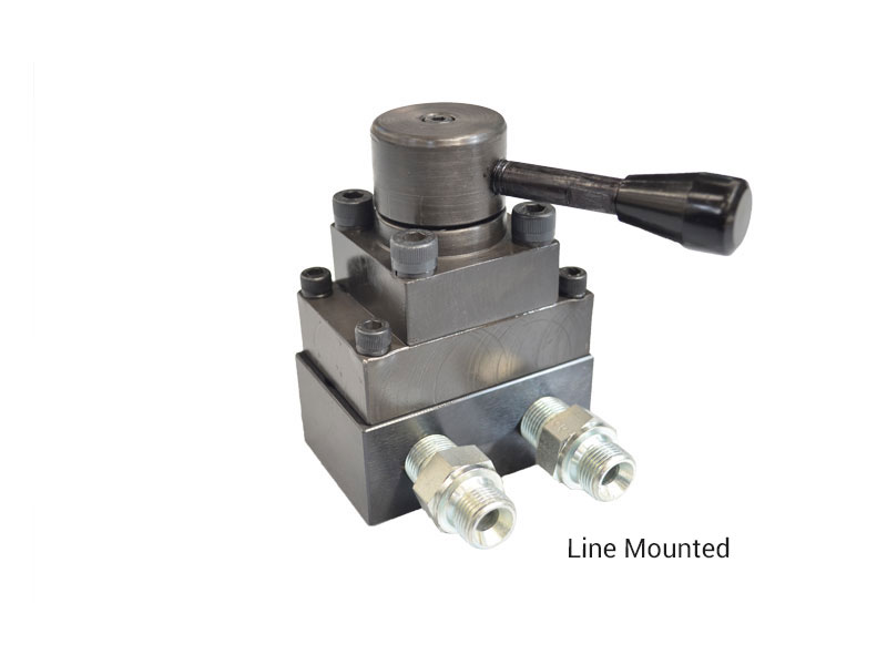 Aluminum Rotary Directional Control Valve
