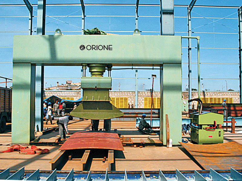 500 ton Metal Forming Press 