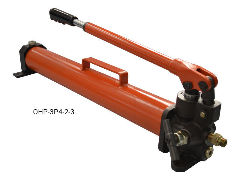 Hydraulic Hand Pumps Steel