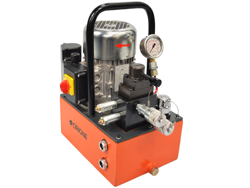 Hydraulic Power Packs For Jacks