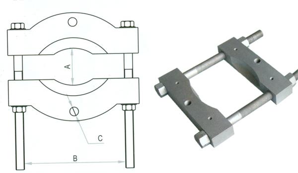 Application Of Hydraulic Bearing Puller : Hydraulic bearing puller internal