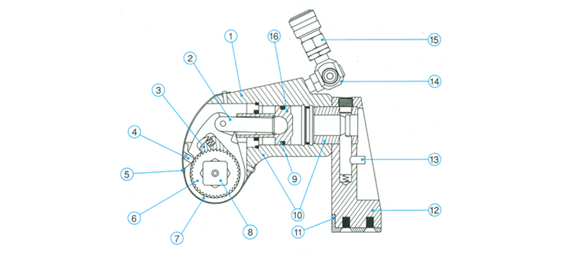 hydraulic_torque_wrench_tu_series_scketch1